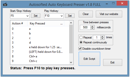 auto keyboard full version