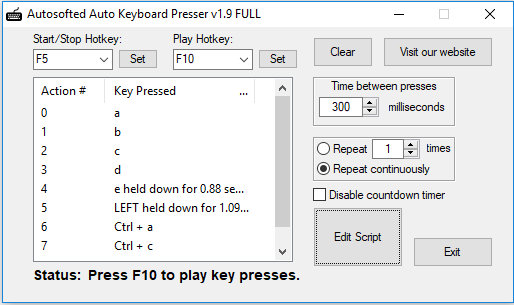 auto keyboard presser v1.9 crack